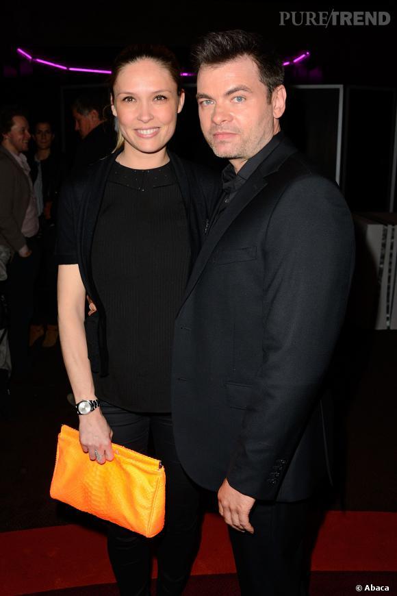 Clovis Cornillac et Lilou Fogl sont en couple depuis 2009.