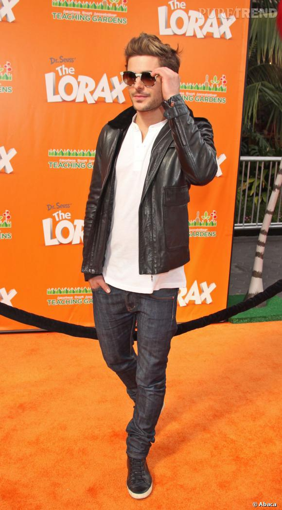 Zac Efron n'a plus rien du teenager d'High School Musical.