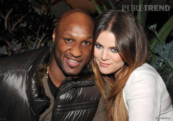 Khloé Kardashian et Lamar Odom au temps du bonheur...