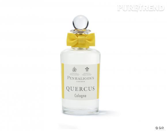 Quercus, le parfum officiel de la Fashion Week de Londres.