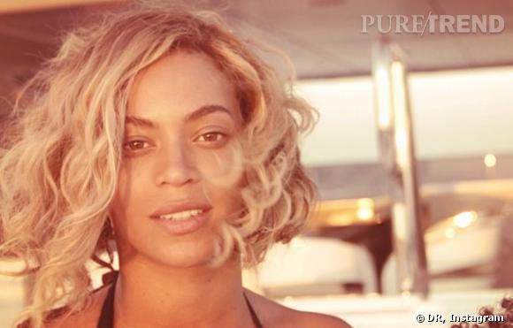 Beyoncé : ses plus belles apparitions sans maquillage.
