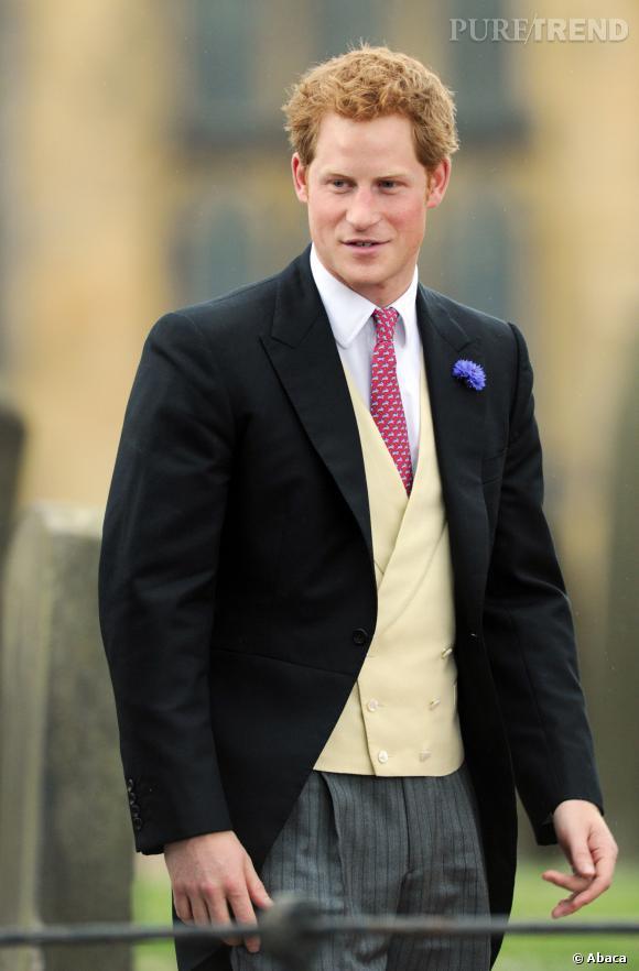 Prince Harry fête ses 29 ans aujourd'hui !