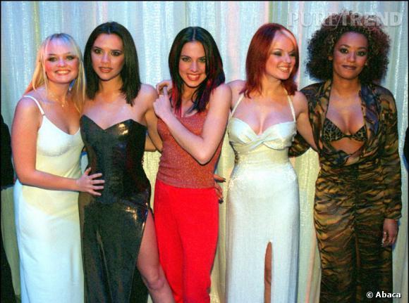 """""""Wannabe"""" des Spice Girls, c'était il ya 17 ans déjà."""