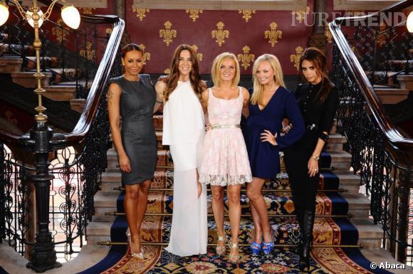 """Melanie Brown promet une réunion des Spice Girls sur le plateau du """"Ellen Show"""" dans un an ou deux."""