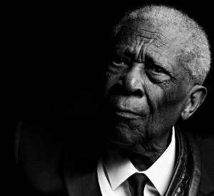 B.B. King pour le Music Project de Saint Laurent par Hedi Slimane.