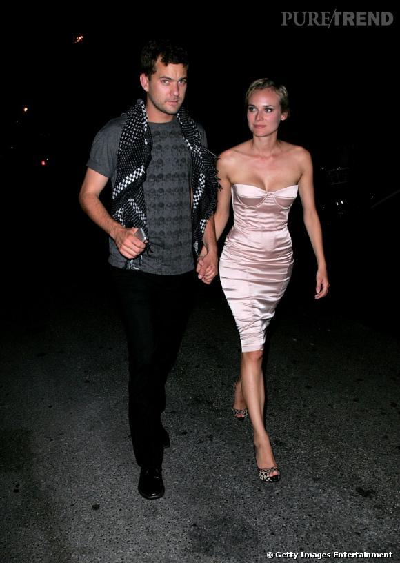 Diane Kruger a raconté son premier rendez-vous catastrophe avec Joshua Jackson.