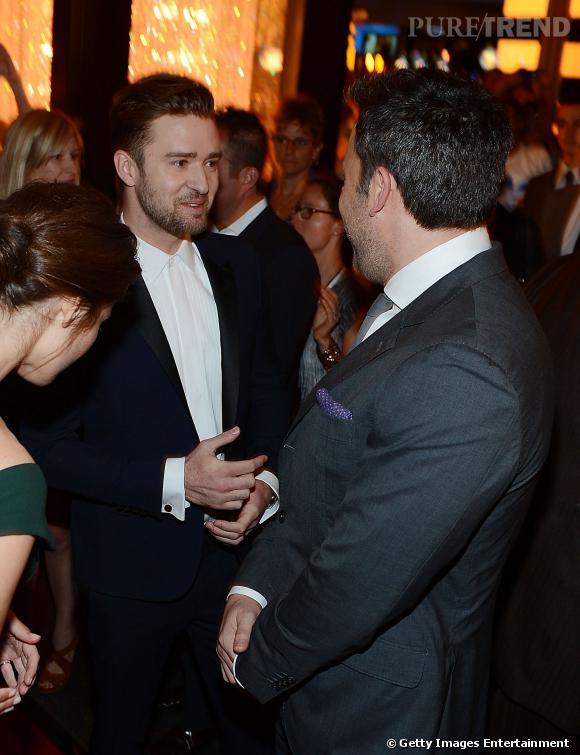 Justin Timberlake finit par se moquer de Ben Affleck...