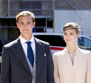 Pierre Casiraghi et Beatrice Borromeo, duo de charme au mariage du Prince Felix