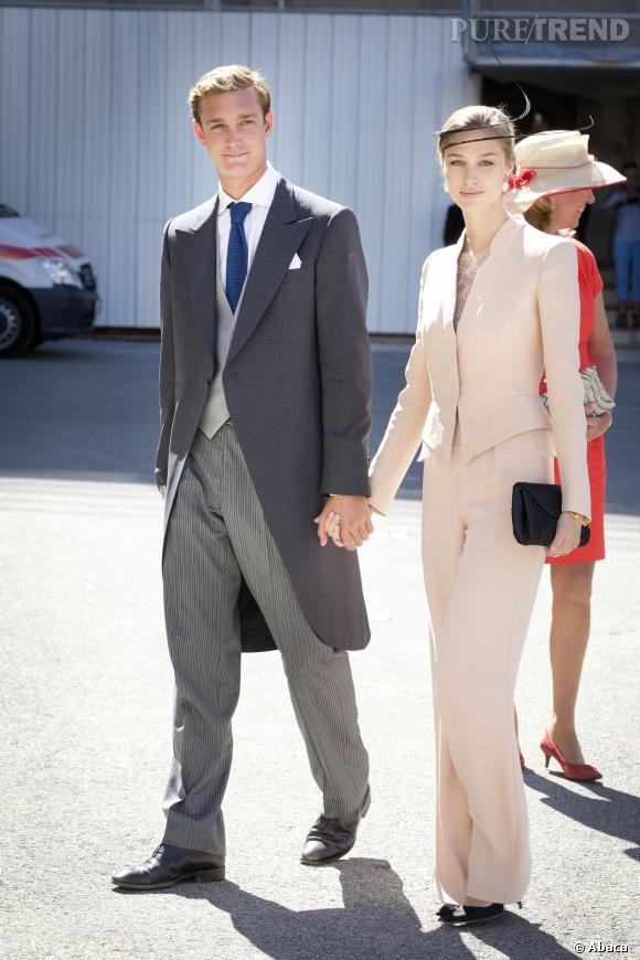 Pierre Casiraghi et Beatrice Borromeo au mariage du Prince Felix : à quand leur mariage ?