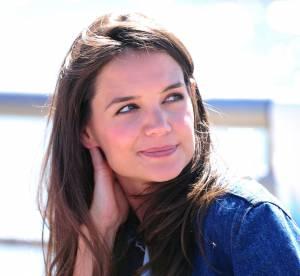 Katie Holmes : focus sur le make-up naturel de la jolie maman célibataire...