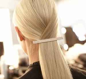 Step by step : la queue de cheval origamique par ghd