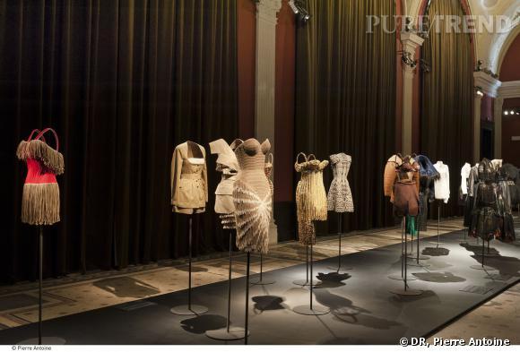 Rétrospective Alaïa au Palais Galliera à Paris.