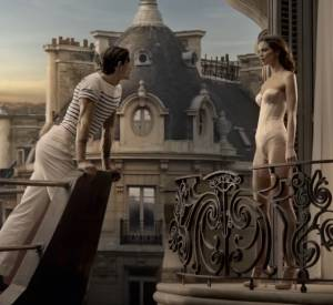 """""""On The Docks"""", la dernière campagne réunissant le Mâle et Classique de Jean-Paul Gaultier."""