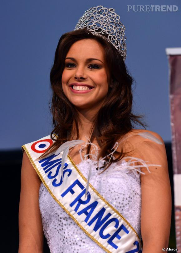 Marine Lorphelin, Miss Bourgogne 2012, a été élue Miss France le 8 décembre dernier.