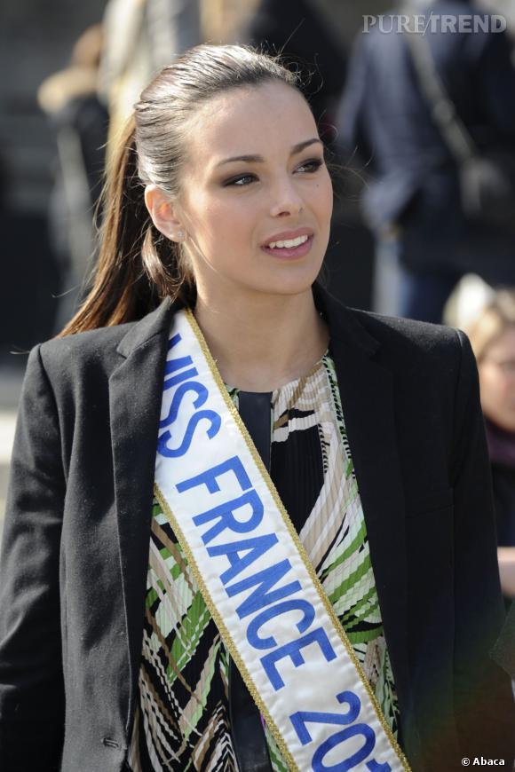 Mais Miss France 2013 possède avant tout un grand sens du naturel.