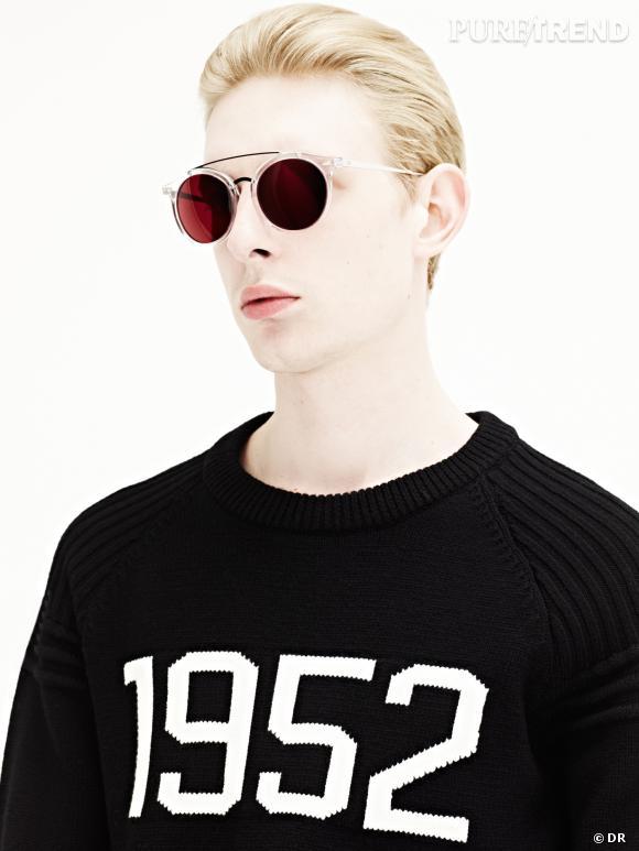 Sandro x Fusalp : la collab ski must have, le lookbook mixte, lunettes de soleil, 145 €