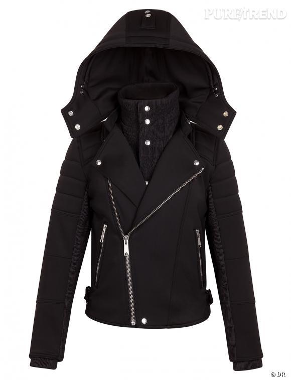 Sandro x Fusalp, collextion ski : manteau femme, 695 €