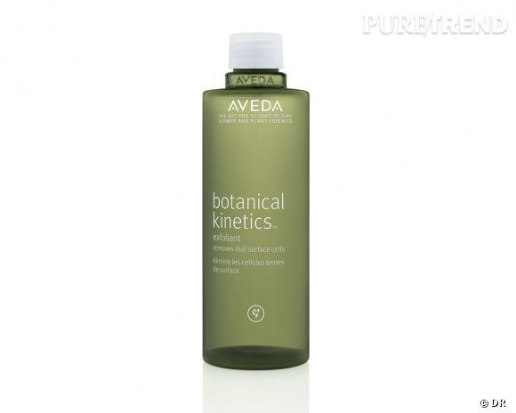 Nos must have pour bien nettoyer et démaquiller sa peau : exfoliant Botanical Kinetics Aveda, 26,50 € en exclu chez Sephora