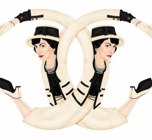Chanel, Louis Vuitton... les logos détournés de Mike Frederiqo