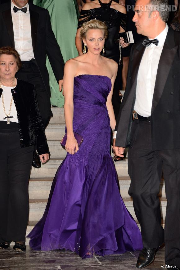 Charlene de Monaco, beauté divine de Monaco.