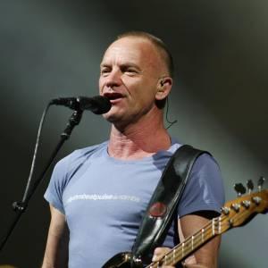 Le chanteur Sting revient donc enfin sur scène avec un sujet qui lui tient à coeur.