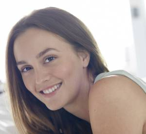 Leighton Meester : une beaute naturelle, ambassadrice pour Biotherm