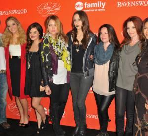 Ashley Benson, Lucy Hale : la soiree Halloween ''Pretty Little Liars''