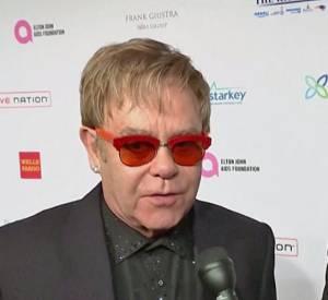 """Elton John a de nouveau rassemblé de nombreuses stars à son gala pour la """"Elton John AIDS Foundation""""."""