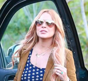 Lindsay Lohan : un 8e tatouage pour la star !