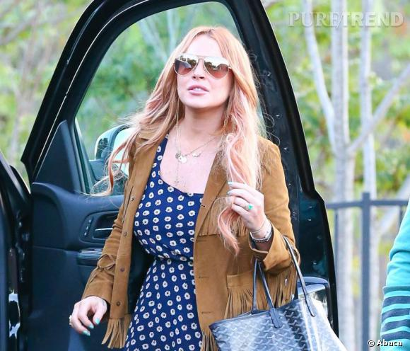 Lindsay Lohan s'est offert un 8e tatouage.