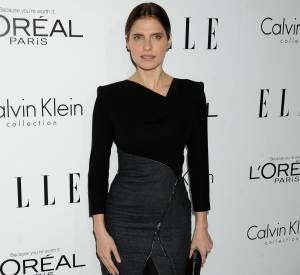 Lake Bell à la soirée Elle Women in Hollywood 2013.