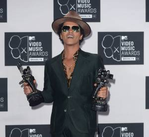 Bruno Mars va-t-il gagner un trophée aux NRJ Music Awards ?