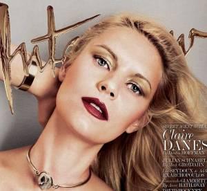Claire Danes : ultra sexy et féminine, la bombe de Homeland se dévoile