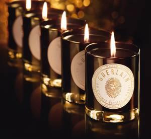 Bougies parfumées Diptyque, Ladurée, Guerlain : nos must have pour les fêtes