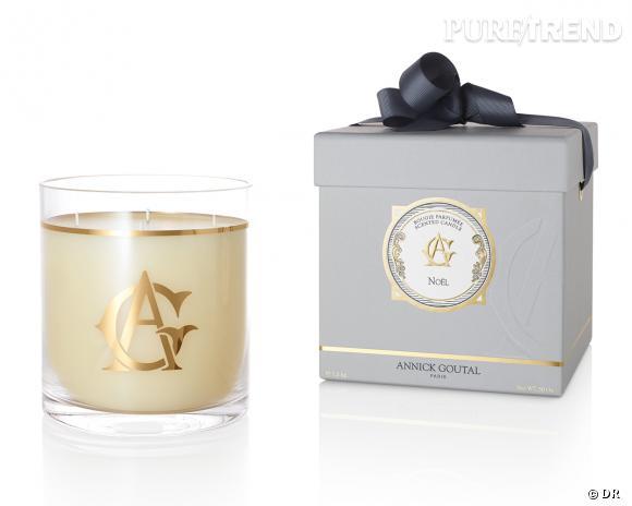 Bougie parfumée géante Noël, Annik Goutal, 220 €