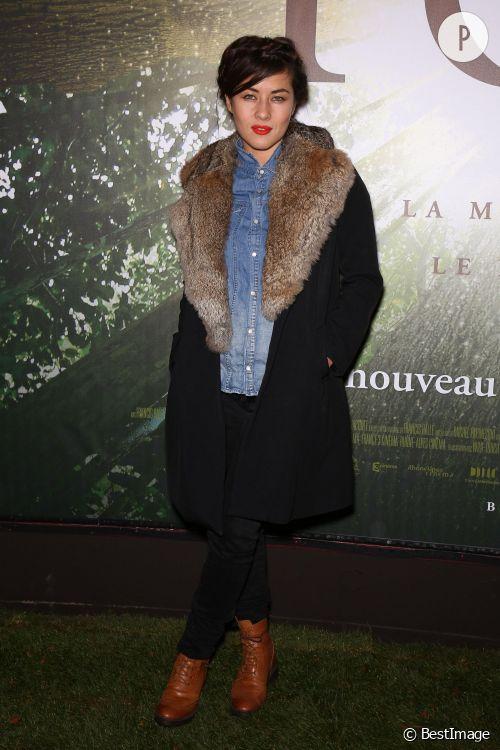 Mylène Jampanoï, son look cocoon et mode à shopper !