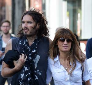 Russell Brand en couple avec l'ex de Hugh Grant, Jemima Khan
