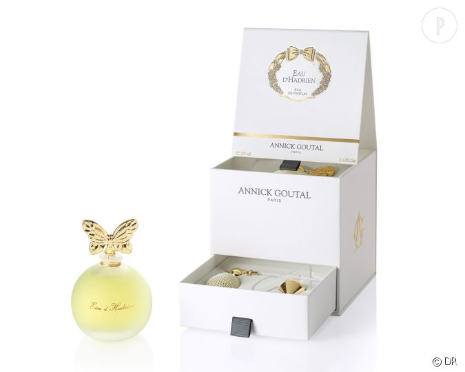parfums pour no l coffret eau d 39 hadrien boule papillon annik goutal 200. Black Bedroom Furniture Sets. Home Design Ideas