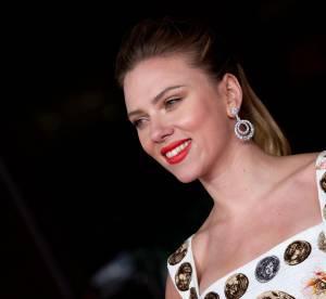 Scarlett Johansson et ses bijoux Chopard à Rome : 1 star, 1 parure