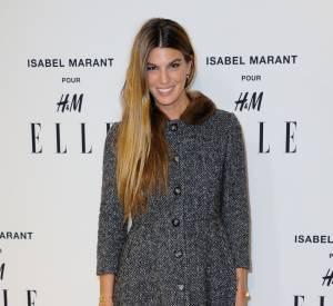 """Bianca Brandolini d' Adda à la soirée """"shooping party"""" Isabel Marant pour H&M."""