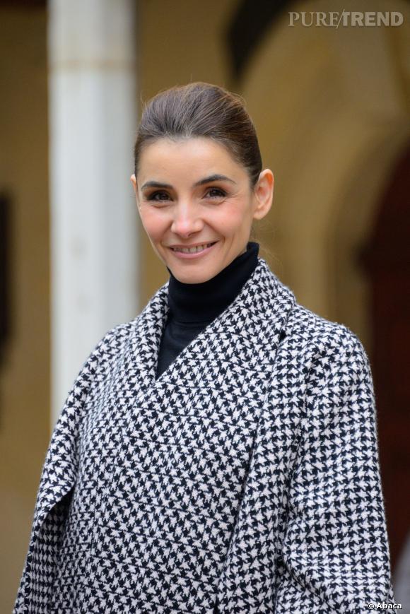 Clotilde Courau, présidente des enchères ultra glamour aux Hospices de Beaune.