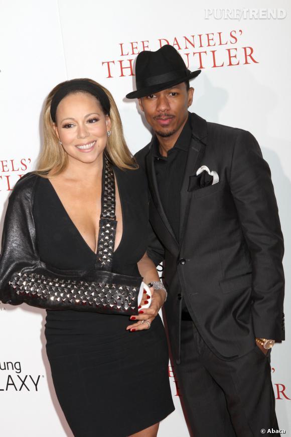 Mariah Carey et Nick Cannon, utilisés pour dérober une bijouterie.