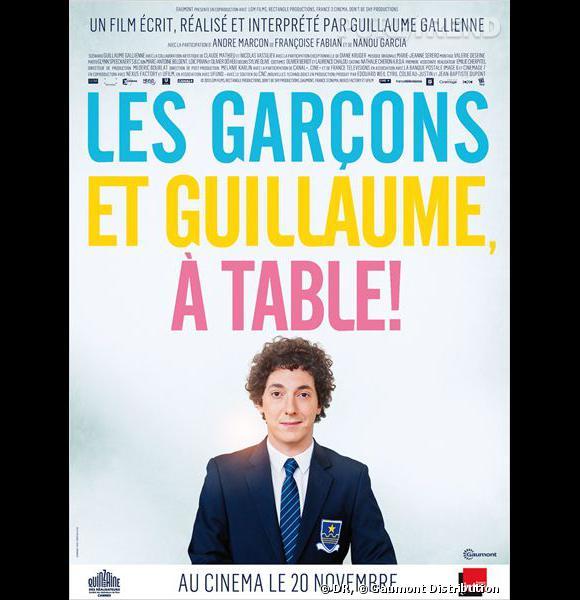 """""""Les Garçons et Guillaume, à table !"""", au cinéma aujourd'hui."""