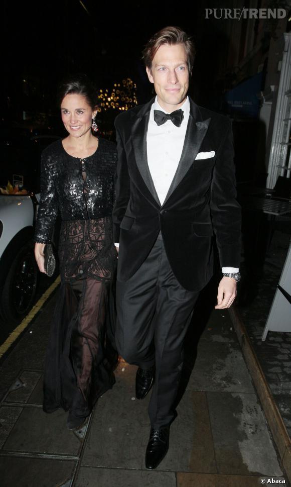 Pippa Middleton et Nico Jackson, bientôt mariés ?