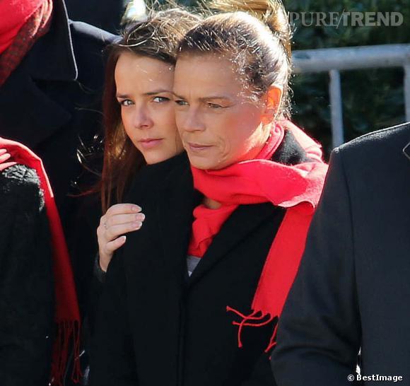 Très proche de sa maman, Stéphanie de Monaco, Pauline Ducruet est venue montrer son engagement.