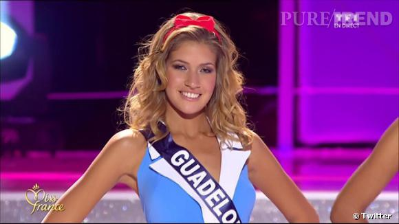 Miss Guadeloupe est 4e dauphine.