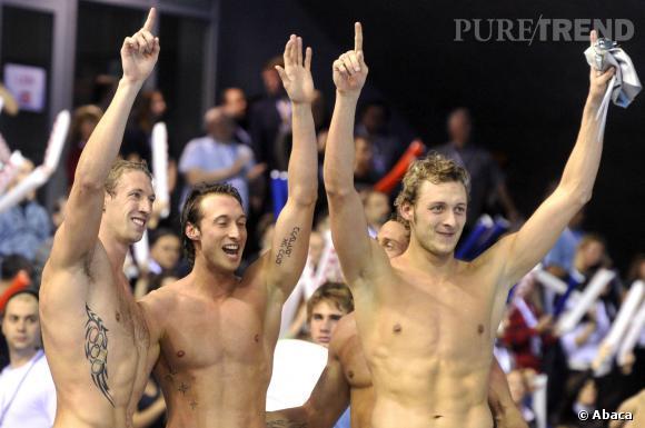 Amaury Leveaux arrête sa carrière de nageur.