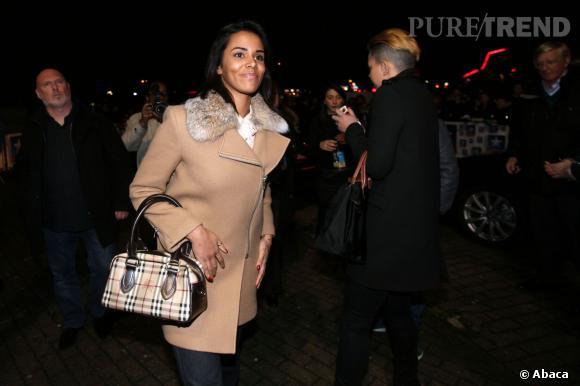 Shy'm victime d'une agression sur les Champs-Elysées dans la nuit du vendredi 6 au samedi 7 décembre.