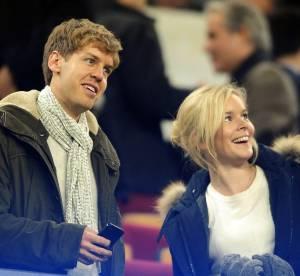 Sebastian Vettel, papa en 2014 : la jolie blonde Hanna Prater est enceinte !