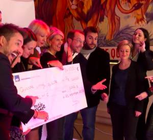 """Plus de 30 artistes étaient présents au Cirque d'hiver mardi 10 décembre pour le gala de Noël """"Tout le monde chante contre le cancer""""."""